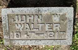John W Walter