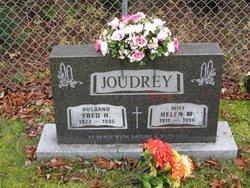 Helen May <I>Ernst</I> Joudrey