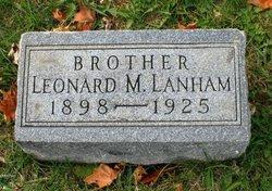 Leonard M. Lanham