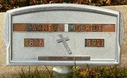 Barney McBride