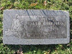 Irene M Llewellyn