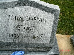 John Darwin Stone
