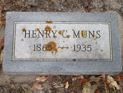 Henry Chris Muns