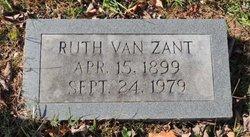 Ruth Van Zant