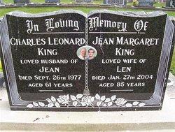 Jean Margaret Majoram <I>Nicholson</I> King