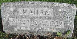 Florence W Mahan