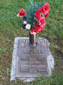Floyd William Koch