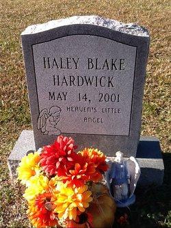 Haley Blake Hardwick
