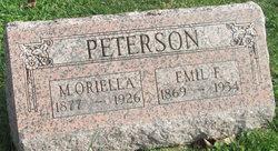 M Oriella Peterson