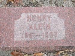 Henry Klein