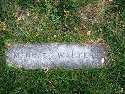 Minnie Walters