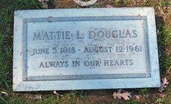 Mattie L. Douglas