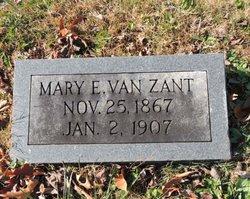 Mary Jackson <I>Eubank</I> Van Zant