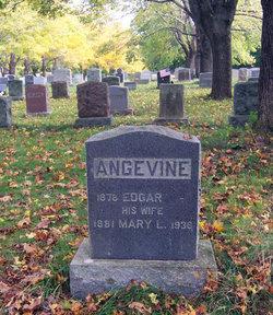 Mary Lizzie <I>Pratt</I> Angevine