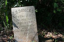 E. B. Douglas
