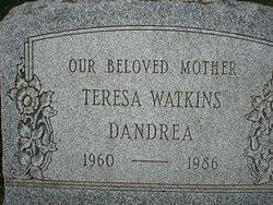Teresa <I>Watkins</I> Dandrea
