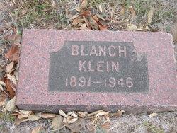 Blanch Klein