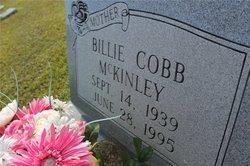 Billie <I>Cobb</I> McKinley
