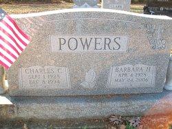 Barbara Helen <I>Huffman</I> Powers