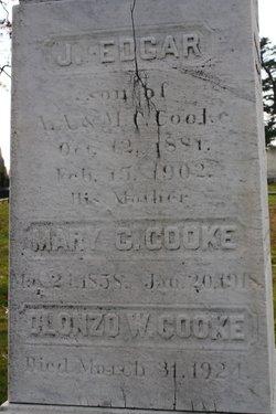 Olonzo W. Cooke