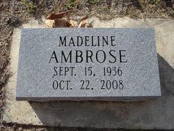 Madeline Ambrose