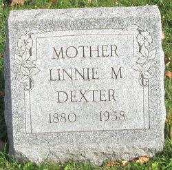 Linnie Mae <I>Pratt</I> Dexter