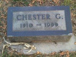 """Chester Gilbert """"Chet"""" Sjoberg"""