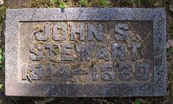 John S Stewart