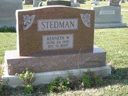 Kenneth W. Stedman