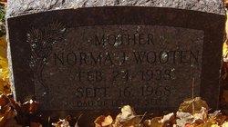 Norma J Wooten