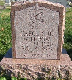 Carol Withrow