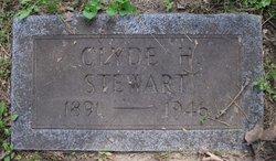 Clyde H Stewart