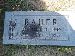 Otto J Bauer