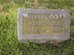 Hannah Mary <I>Haviland</I> Ryan