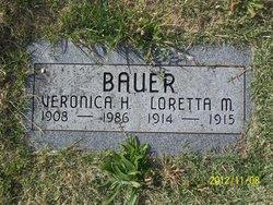 Veronica H Bauer
