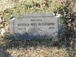 Beverly Ann McClelland
