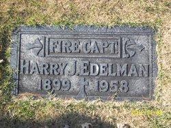 Harry J Edelman