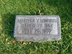 Martha Vashti <I>Hubbard</I> Morris