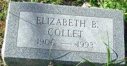 Elizabeth B Collet