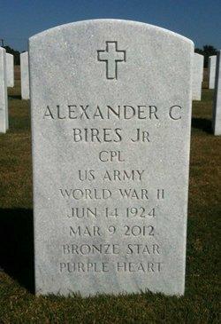 Alexander C Bires, Jr