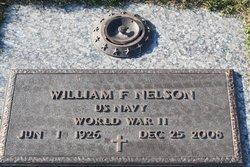 William F Nelson