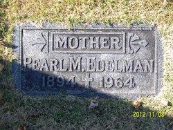 Pearl M <I>Phelps</I> Edelman