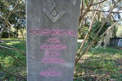 Henry Clay Nicolau