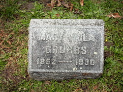 Mary Viola <I>Griggs</I> Grubbs