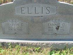 Marvin E Ellis