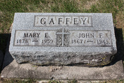 Mary Ellen <I>Flynn</I> Gaffey