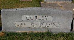 Elma W Corley