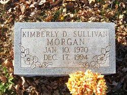 Kimberly D <I>Sullivan</I> Morgan