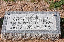 Meyer Rosenberg
