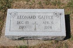 John Leonard Gaffey